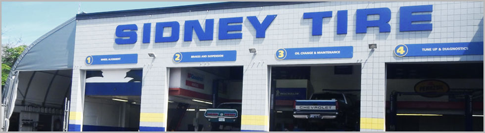 Sidney Tire and Auto Repair